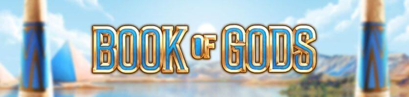 Book of Gods slot med köp bonus
