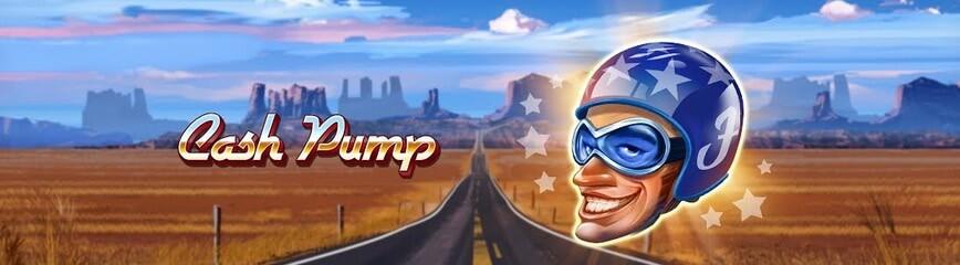 Cash Pump slot från Play n GO