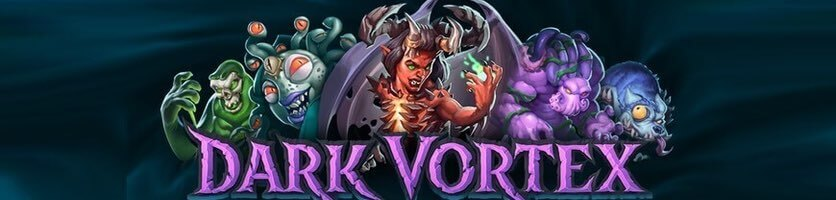 Bonus i Dark Vortex slot