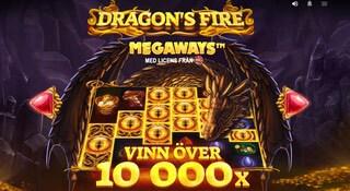 Dragon's Fire slot från Red Tiger Gaming