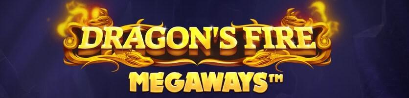 Ny slot från Red Tiger Gaming - Dragon's Fire Megaways