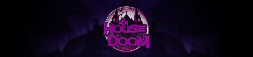 Bonusspel i House of Doom slot