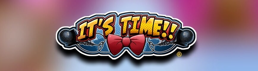 It's time slot från Relax Gaming