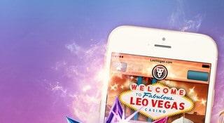 Nyhet: LeoVegas är veckans casino