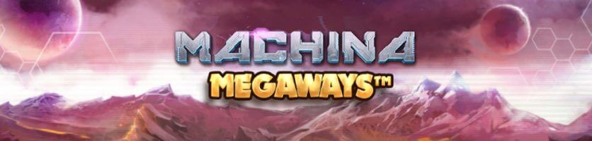 Machina MEGAWAYS med köp bonus-funktion