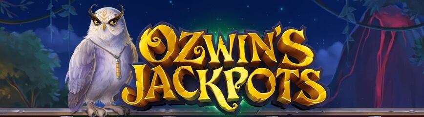 Ozwin's Jackpots slot från Yggdrasil