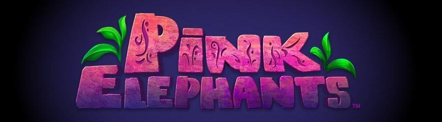 Pink Elephants slot från Thunderkick