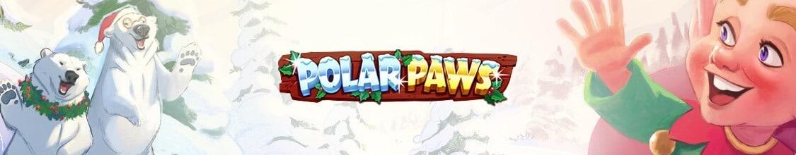 Polar Paws ny slot som kommer