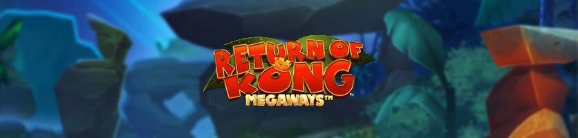 Return of kong mEGAWAYS med köp bonus-funktion