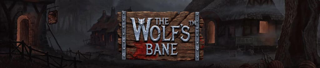 The Wolf's Bane slot från NetEnt