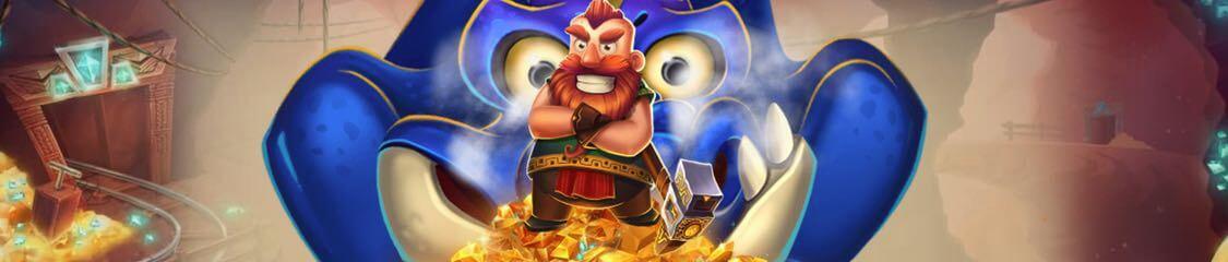 Treasure Mines jackpotslot