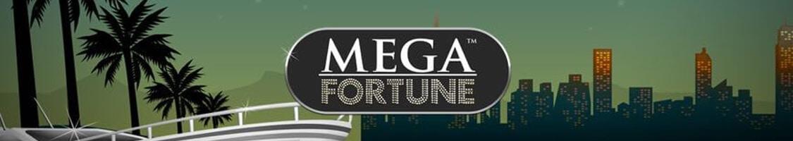 Mega Fortune jackpot-slot