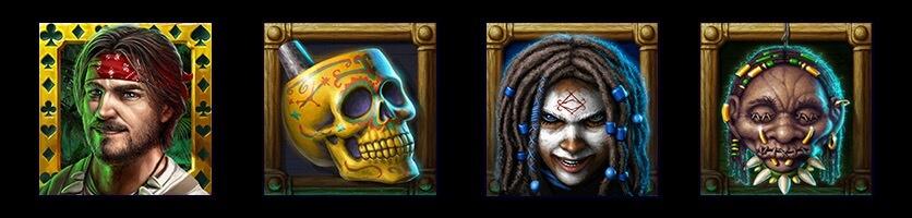 Spela Voodoo Gold gratis i mobil och dator