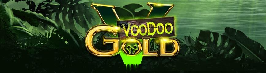 Voodoo Gold slot från ELK studios