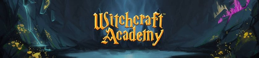 Bous och free spins i Witchcraft academy slot