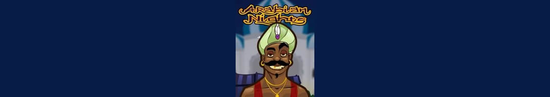 Arabian Nights - veckans jackpot slot
