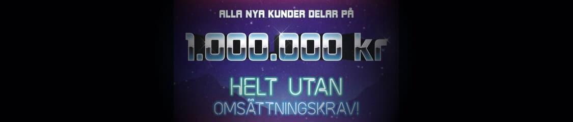 Ny bonus hos Hajper - var med och dela på 1 miljon kronor