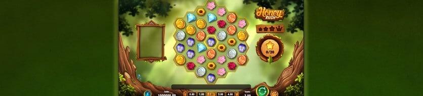 Spela Honey Rush gratis i mobil och dator