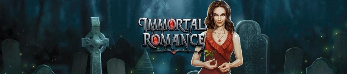 Immortal Romance slot från Microgaming