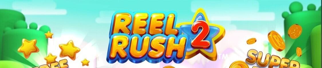 Reel Rush 2 slot från NetEnt