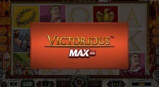 Victorious Max hög volatilitet