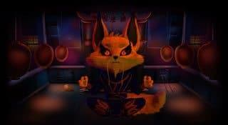 Flaming Fox jackpot slot