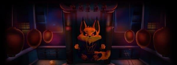 Flaming Fox slot från Red tiger Gaming