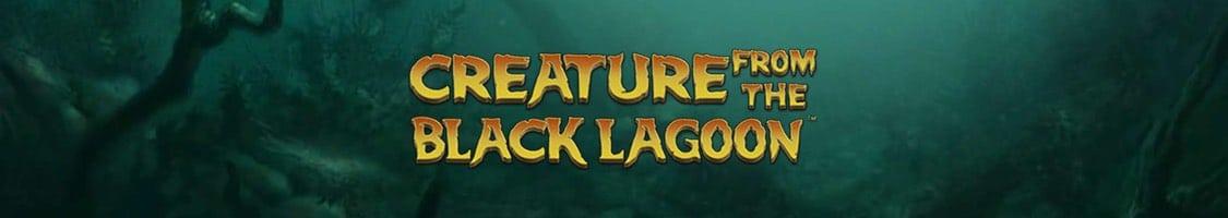 Creature from the Black Lagoon slot från NetEnt