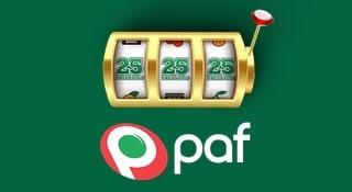 Startbild Paf veckans casino