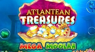 Atlantean Treasure omslagsbild