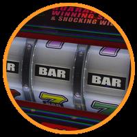 Casinobonus för dig som gillar slots