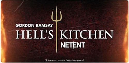 Hell's Kitchen slot från NetEnt
