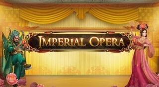 Veckans jackpottslot omslag: Imperial Opera