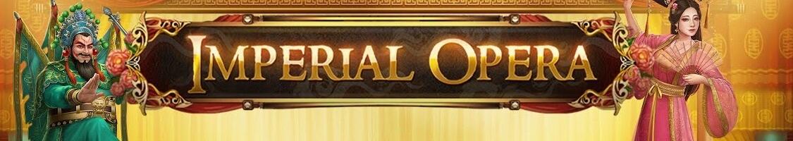 Veckans jackpottslot: Imperial Opera från Play n GO