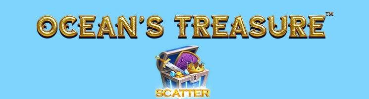 Nya Ocean's Treasure slot från NetEnt