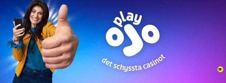 Play OJO är veckans casino