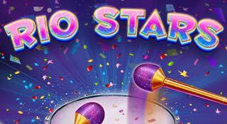 Rio Stars - ny slot med jackpot