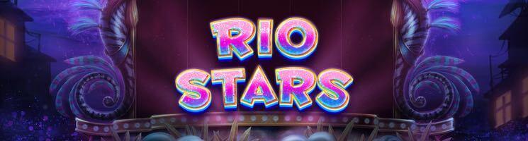 Rio Stars slot från Red Tiger