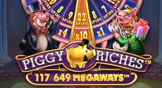 Piggy Riches Megaways är veckans slot