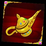 Arabian Nights bonus och free spins