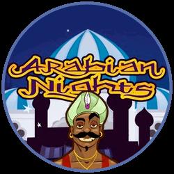 Arabian Nights slot från NetEnt