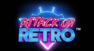 Attack on Retro ny slot omslagsbild