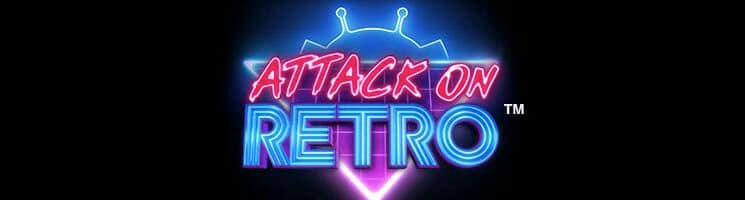 Attack on Retro ny slot från Triple Edge Studios