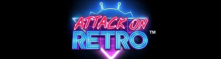 Attack on Retro ny slot från Triple Edge Studios