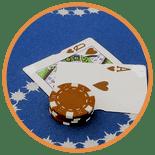 Kortspelet Baccarat