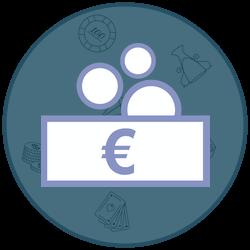 Många olika betalningsmetoder på casino online
