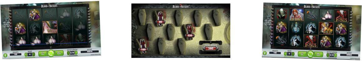 Blood Suckers casino spel
