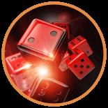 Craps är ett populärt tärningsspel på online casino
