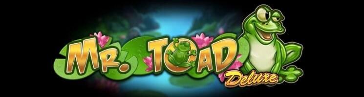 Het jackpott på Mr Toad