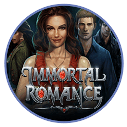 Immortal Romance slot från Microgaming